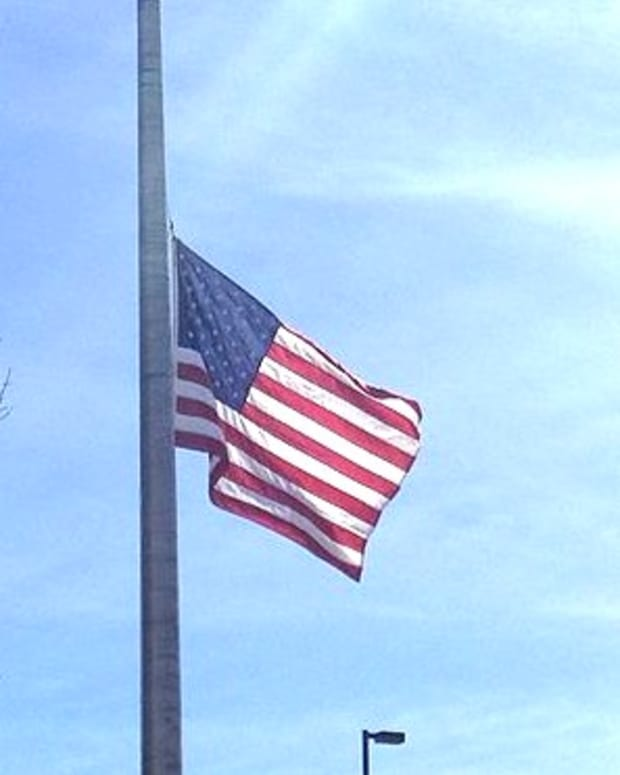 Missouri County Wouldn't Fly Flags Half-Staff For Orlando Promo Image