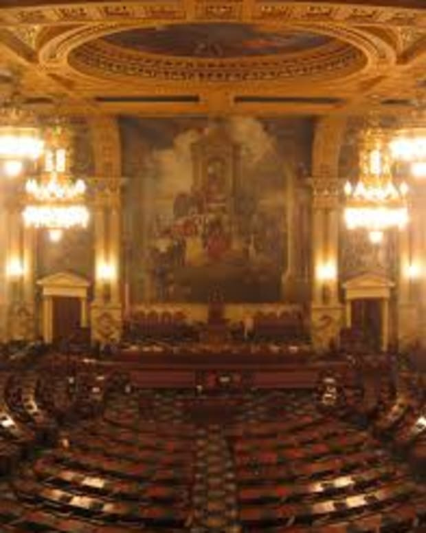 Pennsylvania House of Representatives.