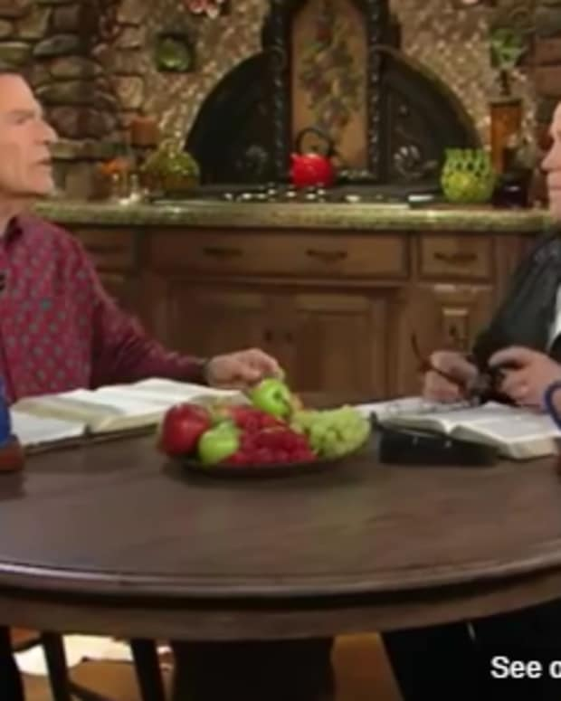 Kenneth Copeland And Jesse Duplantis.