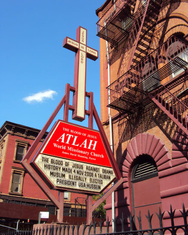ATLAH World Missionary Church