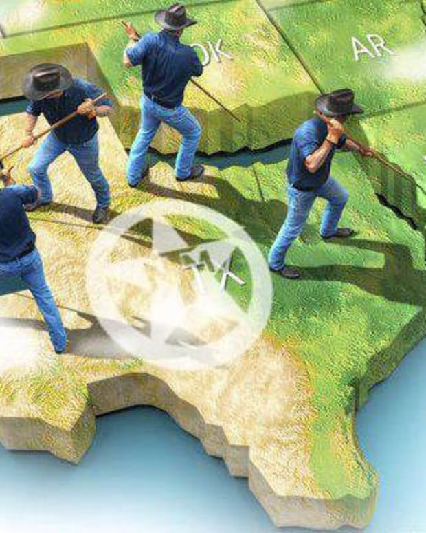Texas GOP To Vote On Secession From United States Promo Image
