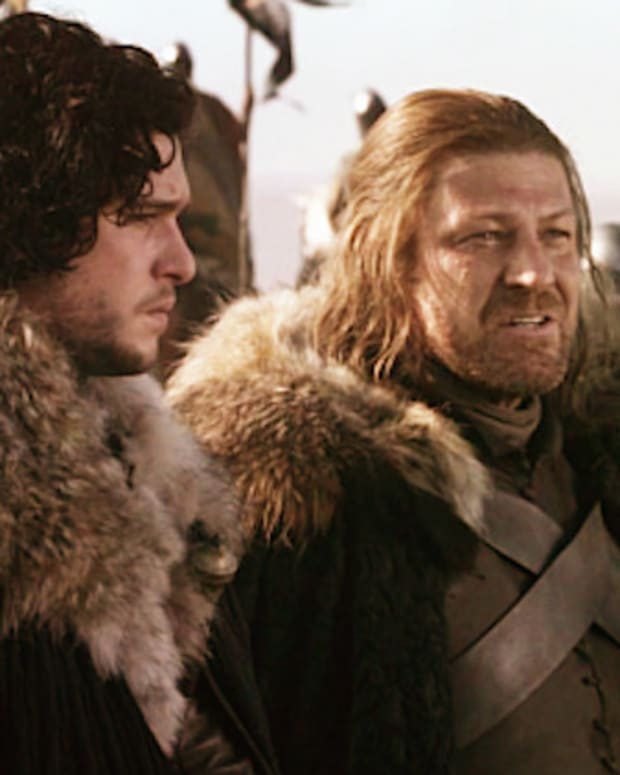 'Game of Thrones': Earth-Shattering Reveal In Episode 3 Promo Image