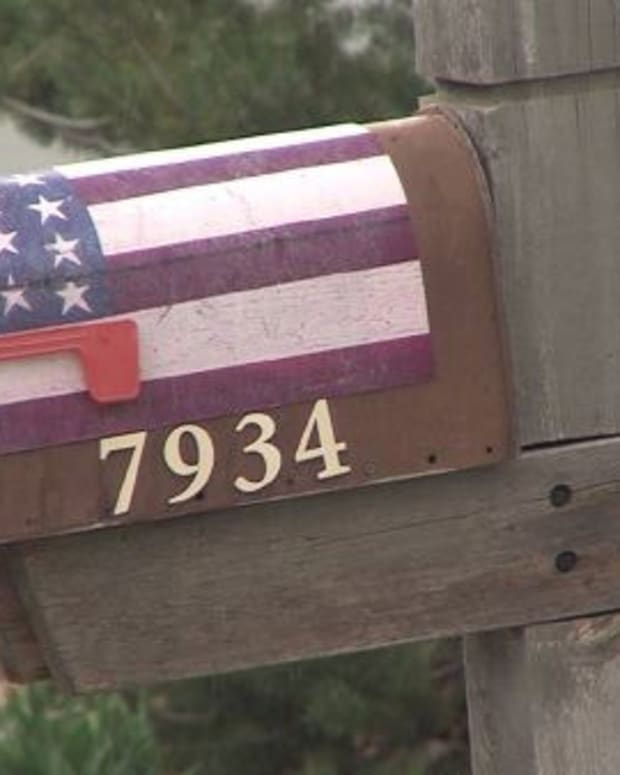 Utah HOA Threatens Fine Over Flag Decal Promo Image
