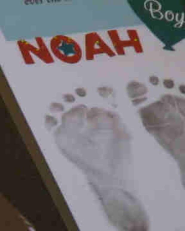 Noah's footprints