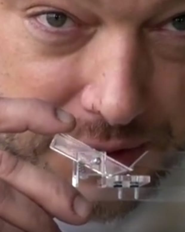 Newest Party Drug: Snorting Chocolate (Video) Promo Image