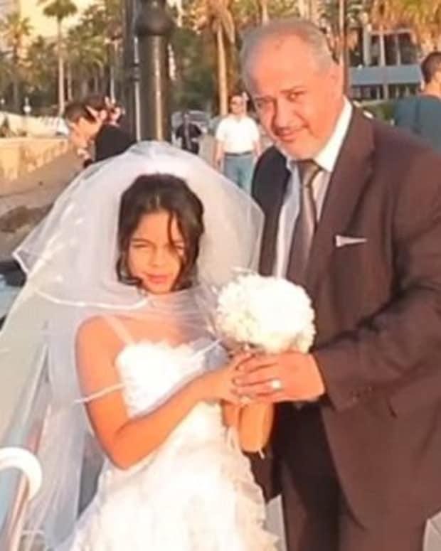 Fake Child Bride.
