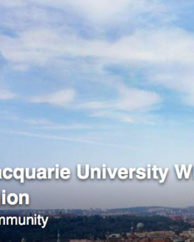 Macquarie University White Student Union.