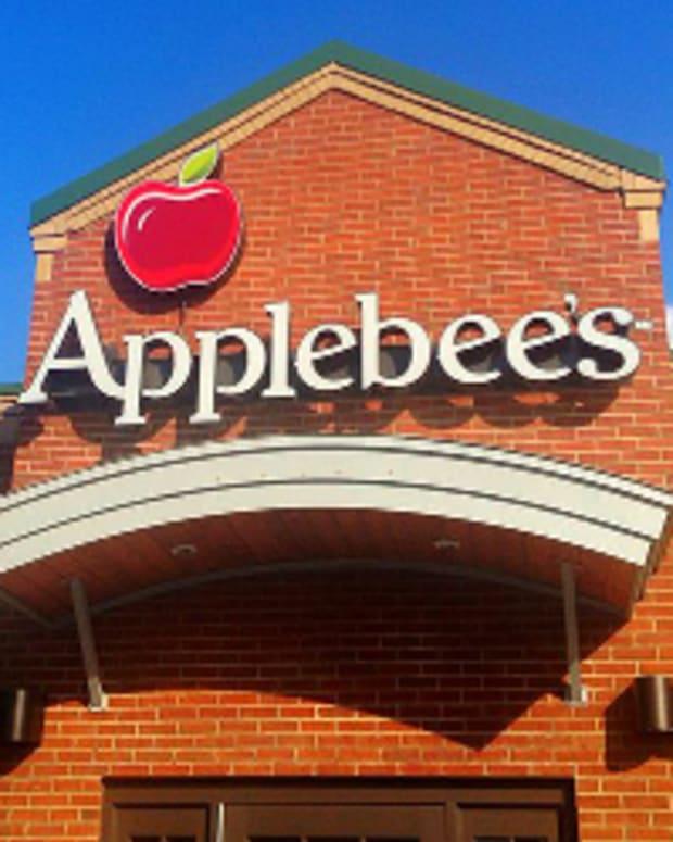 Applebee's.