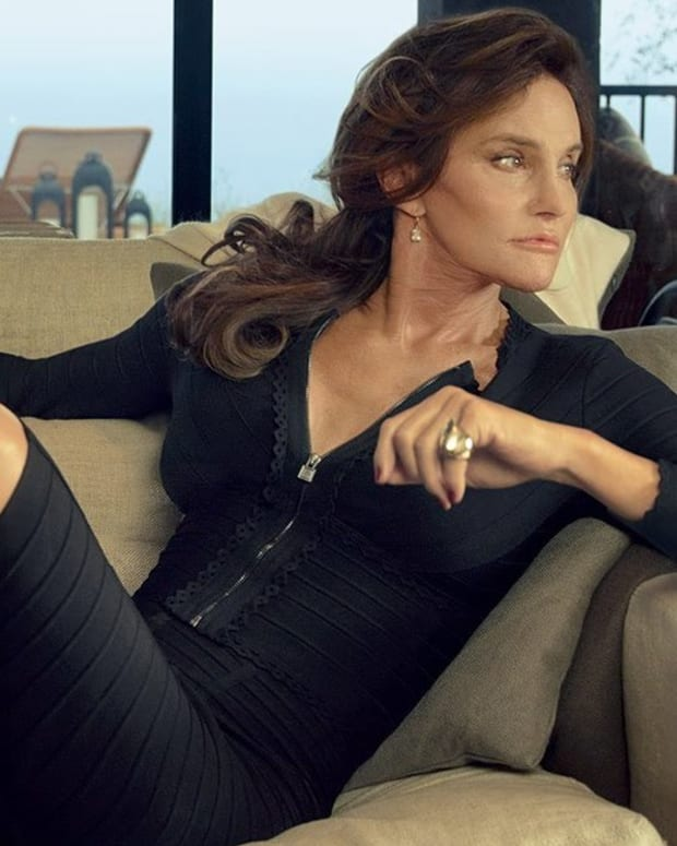 Caitlyn Jenner To Pose Nude For Sports Illustrated Promo Image