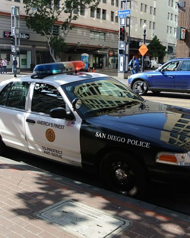 San Diego Police Department.