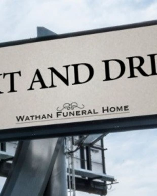 Motorists Shocked By 'Text And Drive' Billboard  (Video) Promo Image