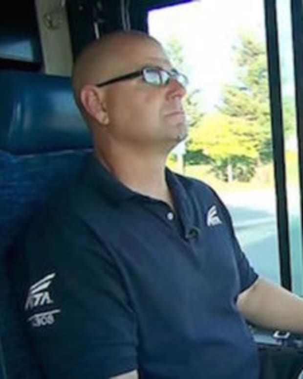 Bus Driver Has Shocking Realization About Child Passenger Promo Image