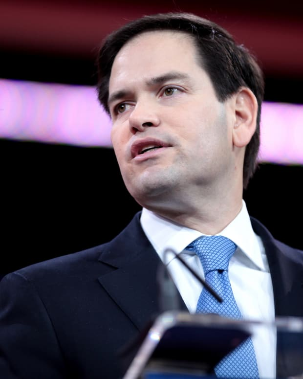 Sen. Marco Rubio of Florida