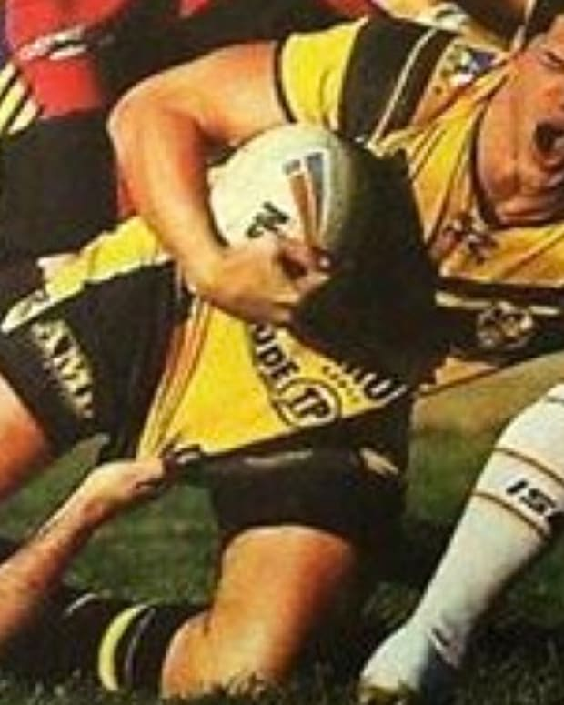 Rugby Player Suffers Torn Penis Promo Image