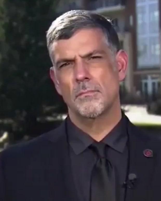 Pastor Mike Gonzalez