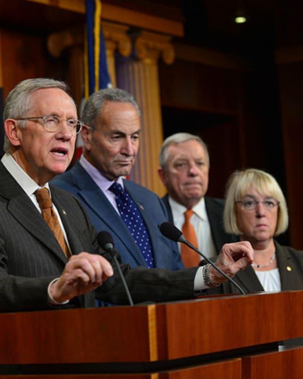 Senate Democratic Leadership