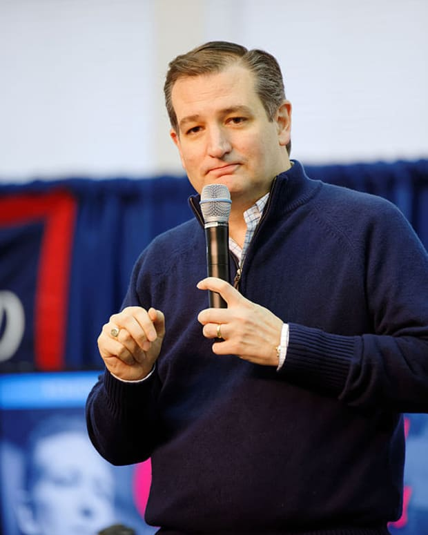Sen. Ted Cruz of Texas