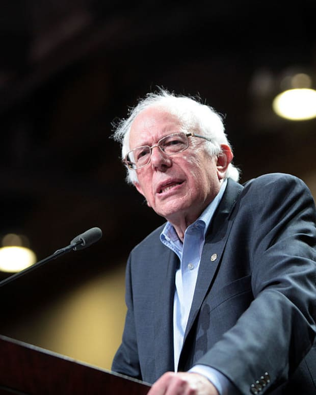 Why Bernie Sanders Will Be Our Next President Promo Image