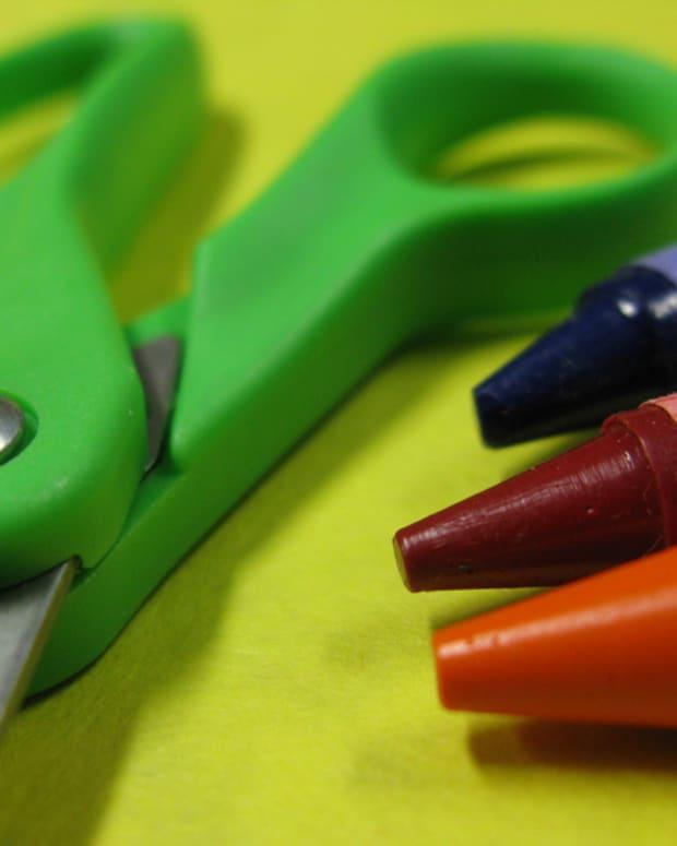 Children's Scissors.