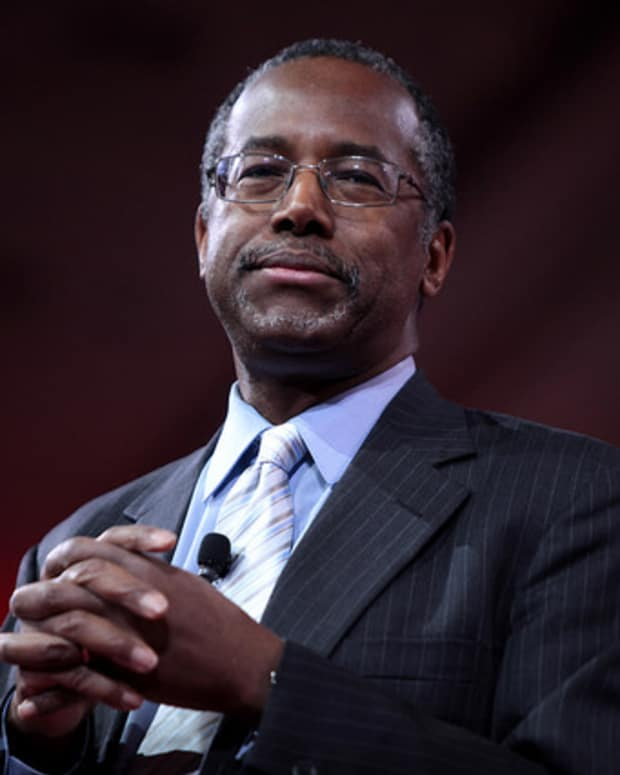 Presidential Candidate Ben Carson