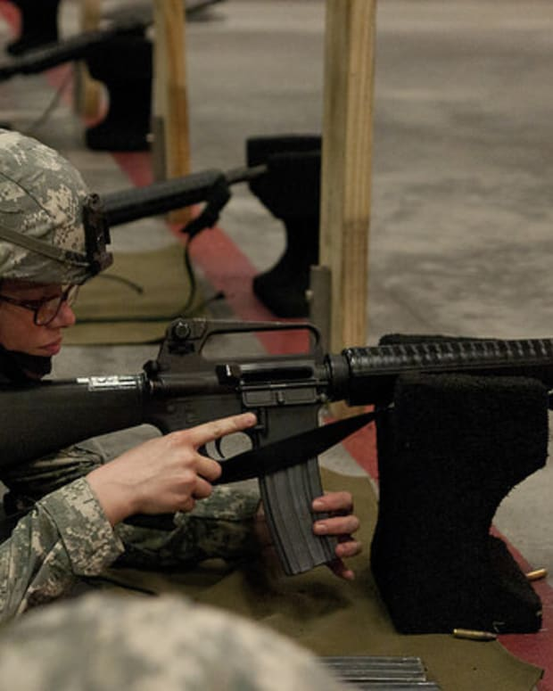 House Committee: Women Must Register For Draft Promo Image