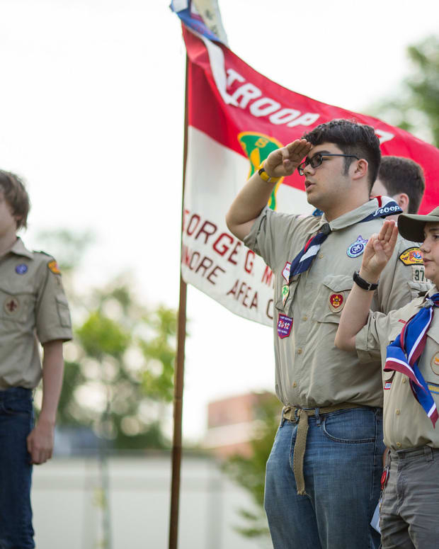 Boy Scouts Still Turns Away Atheists, Agnostics Promo Image