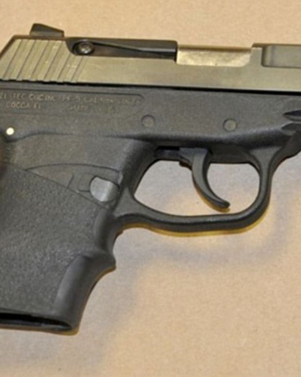 Zimmerman Auctioning Off Trayvon Martin Gun (Photos) Promo Image