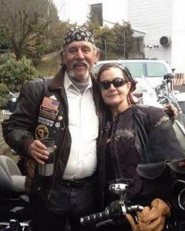 Street Racing Teens Hit, Kill Veteran On Motorcycle Promo Image