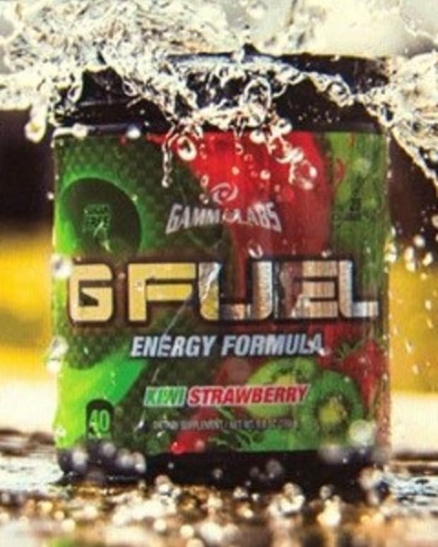 'G-Fuel' Energy Drink Puts 10-Year-Old Boy In Hospital Promo Image