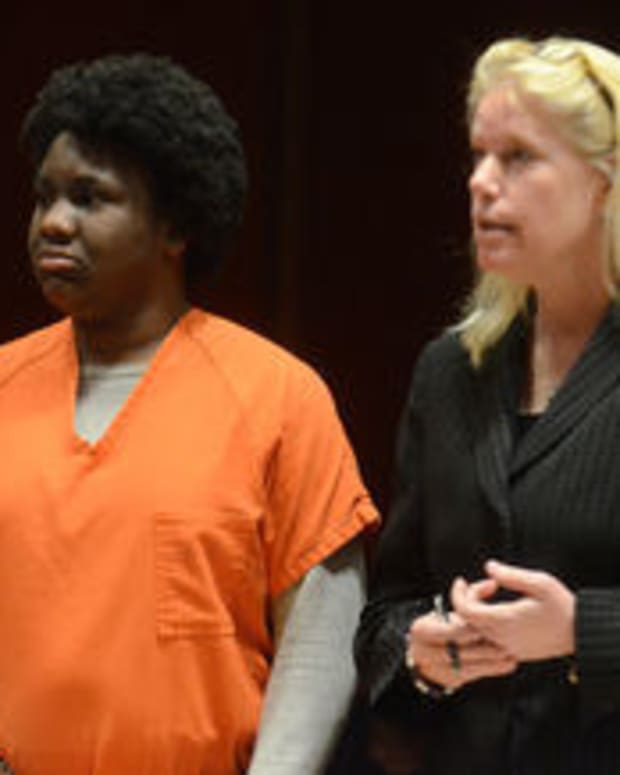 Mother Pleads Guilty To Setting Her Baby On Fire Promo Image