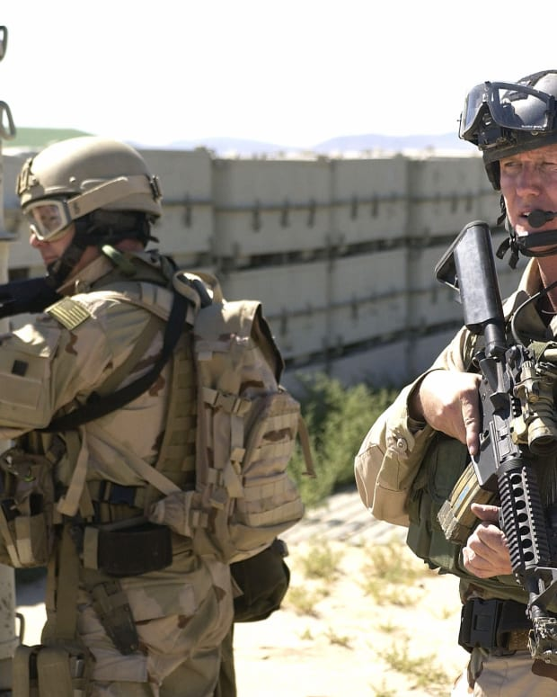 U.S. Special Ops Kill 40 ISIS Operatives Promo Image