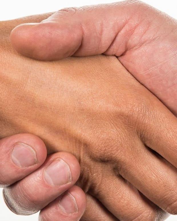 Muslim Boys Denied Citizenship For Refusing Handshake? Promo Image