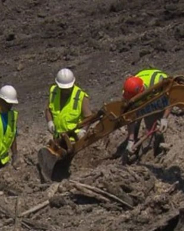 Construction Workers Make Massive Discovery Underground While Working On A Building (Photo) Promo Image