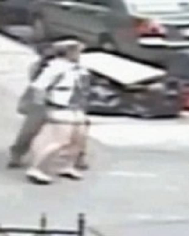 NYPD Seek Man Who Attacked Woman With Bag Of Poop Promo Image