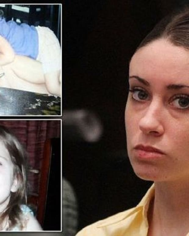 New Report Finally Reveals What Casey Anthony Did With Daughter's Body  Promo Image