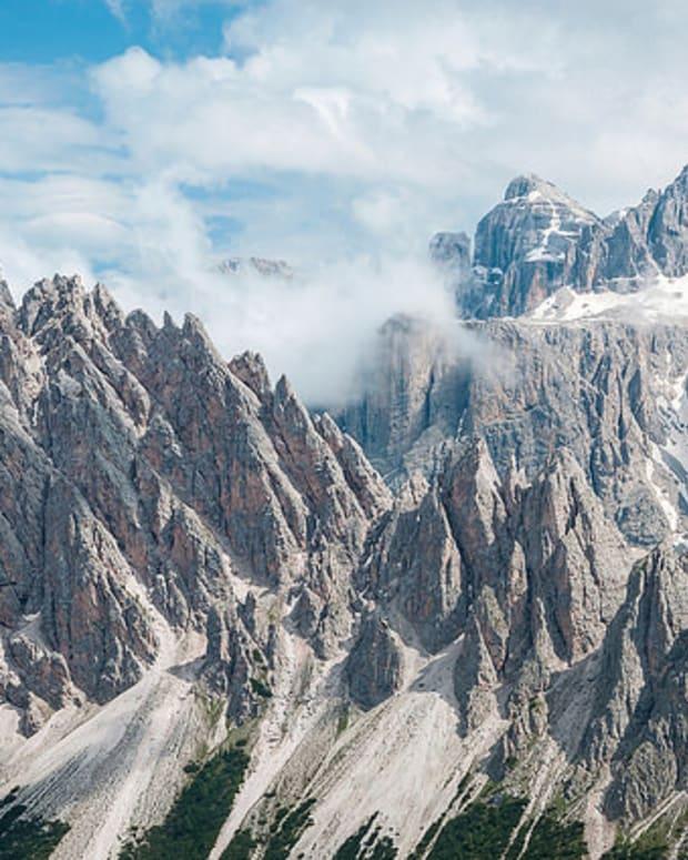 Dolomites mountains (stock photo)