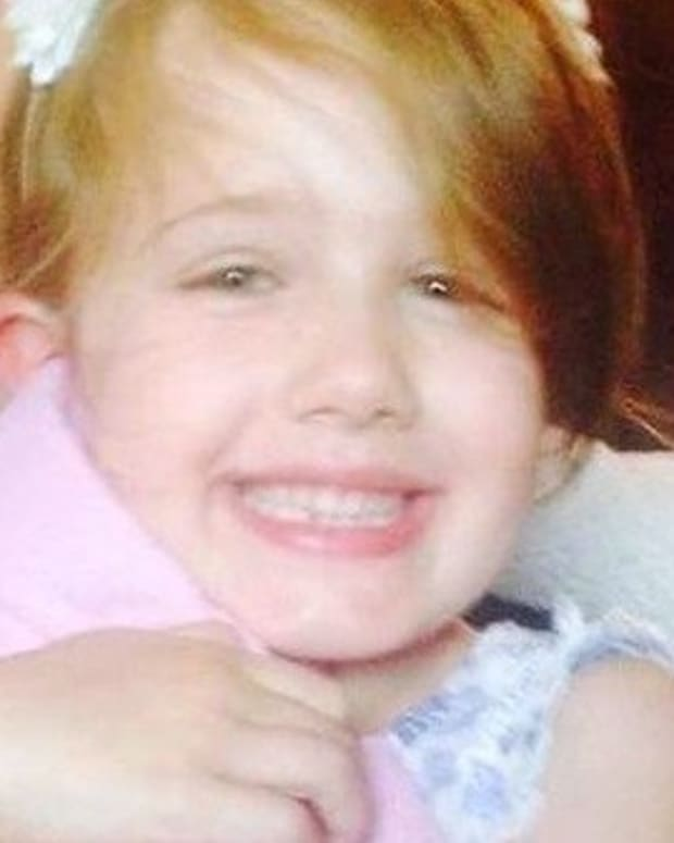 Girl, 7, Dies After Bouncy Castle Blows Away Promo Image
