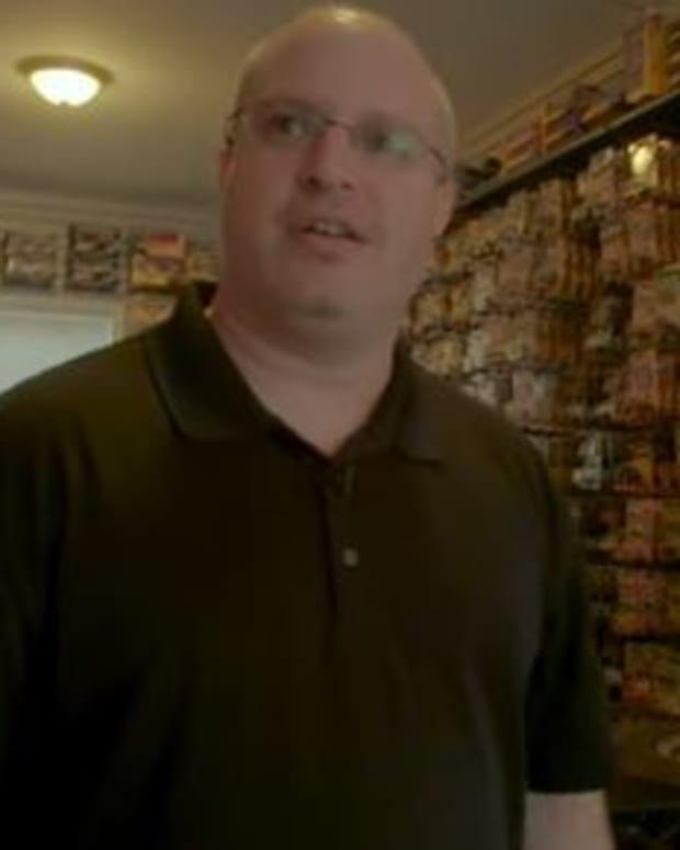 Pennsylvania Man Has More Than 30,000 Toy Cars (Video) Promo Image