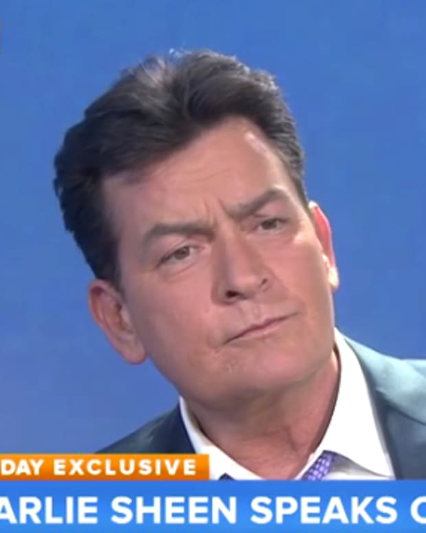 Charlie Sheen Video.