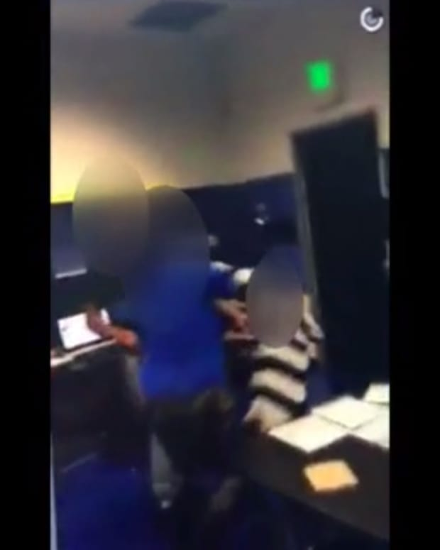 a teacher assaulting a student in california