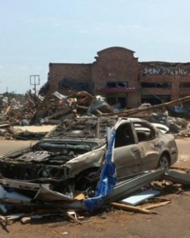 Tuscaloosa Tornado, April 2011.