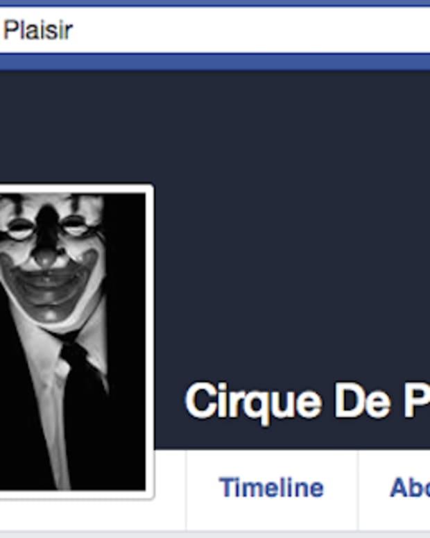 Cirque de Plaisir.