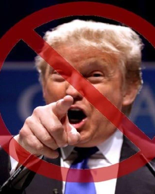 The #NeverTrump Movement Won't Work Promo Image