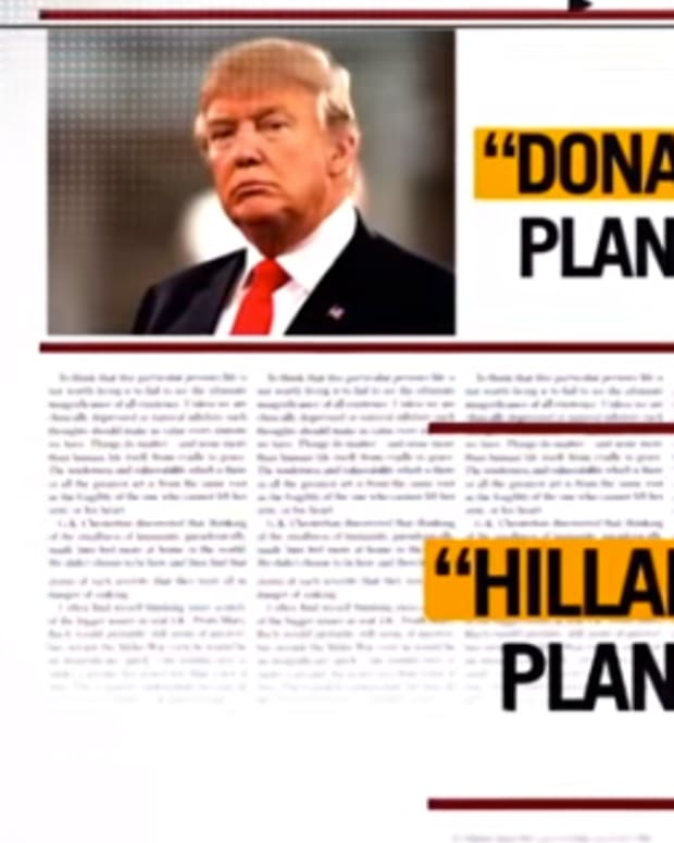Ted Cruz Campaign Ad About Donald Trump