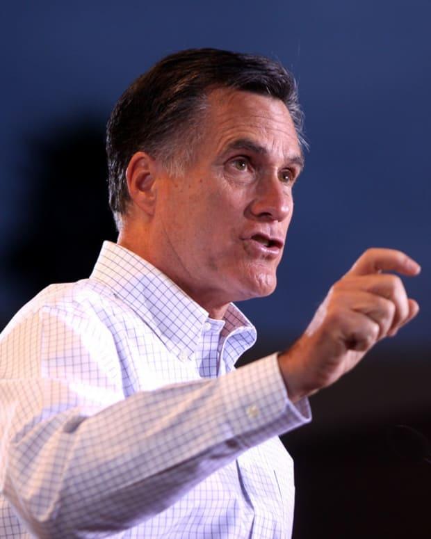 Trump Staffer: Romney Is 'A Coward' Promo Image