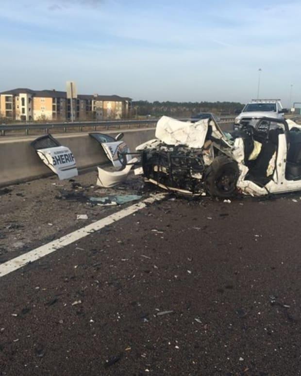Deputy Sacrifices Himself To Save Drivers  Promo Image