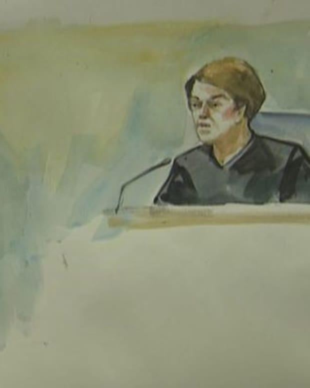 Daniel Seth Franey in Court
