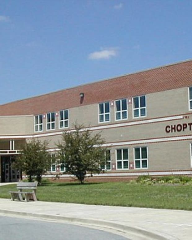 Chopticon High School.