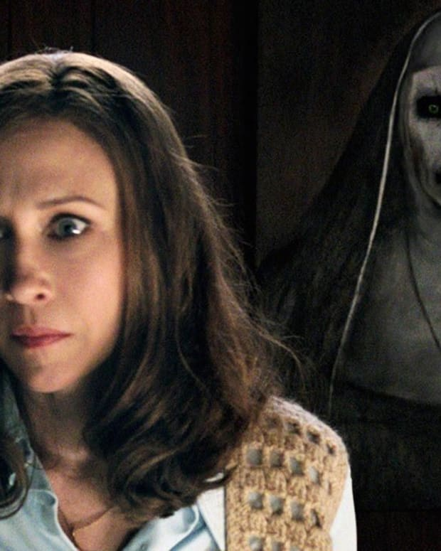 Man Dies While Watching Conjuring, Body Goes Missing Promo Image