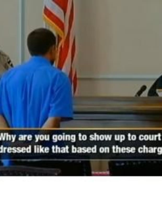 Judge Loses It After Seeing What Man Who Killed 2 Kids Wore To His Trial (Photos) Promo Image